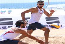 صورة المنتخب المغربي للكرة الطائرة الشاطئية يتأهل للألعاب الأولمبية بطوكيو