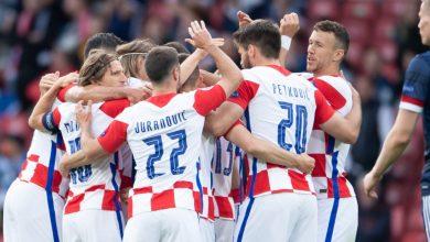 """صورة منتخب كرواتيا يفقد نجمه أمام إسبانيا في ثمن نهائي """"اليورو"""""""