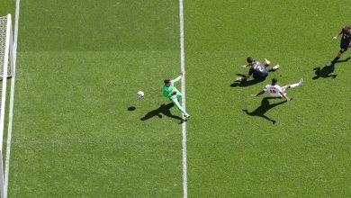 صورة سترلينغ يقود إنجلترا لأول فوز افتتاحي في تاريخها باليورو على حساب كرواتيا -فيديو