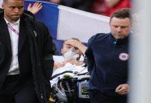 صورة إريكسن يخرج بأول رسالة من قلب المستشفى بعد استقرار حالته