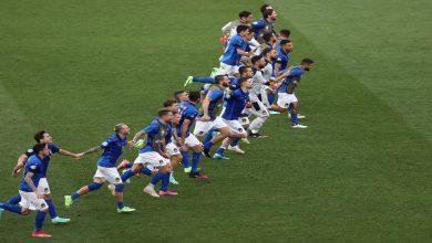 صورة بعد تحقيقه للعلامة الكاملة.. المنتخب الإيطالي يعادل رقما قياسيا ظل صامدا لـ82 سنة