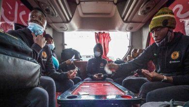 صورة لمواجهة الوداد.. وصول بعثة كايزر تشيفز للدار البيضاء- صور