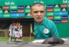 صورة البطولة العربية للشباب.. مدرب الجزائر يعترف بأفضلية المغرب ويكشف السبب