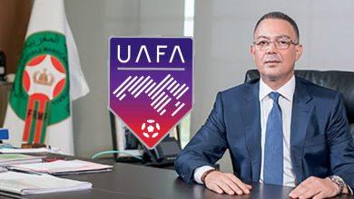 صورة فوزي لقجع يُنتخب عضوا بمجلس الاتحاد العربي لكرة القدم