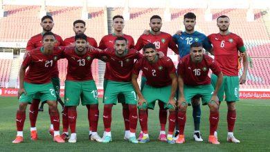 صورة بعد لقاء المغرب وبوركينا فاسو.. لاعبو الوداد والرجاء يعودون مع إمكانية تسجيل غيابات