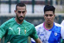 """صورة المنتخب المغربي """"الرديف"""" ينتصر بثنائية على سريع وادي زم"""