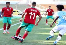 صورة منتخب الشباب يضرب جيبوتي برباعية في ثاني مبارياته بكأس العرب