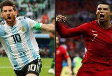 صورة لاعب عربي يوسع الفارق مع ميسي ويصبح وصيفا لرونالدو في عدد الأهداف مع المنتخب