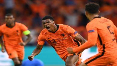 صورة هولندا تنتصر على أوكرانيا بثلاثية في كأس أمم أوروبا- فيديو