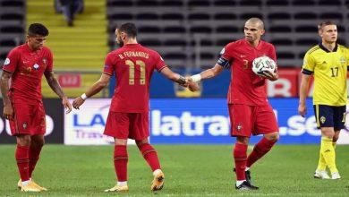 """صورة المنتخب البرتغالي يخسر خدمات نجمه في """"اليورو"""""""