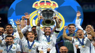 صورة ريال مدريد يعيد بطل ثلاثية دوري أبطال أوروبا