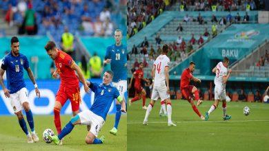 صورة ويلز تبلغ دور الـ16 رغم خسارتها أمام إيطاليا وسويسرا تحافظ على آمالها في التأهل بثلاثية أمام تركيا -فيديو