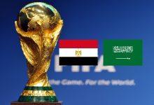 صورة ملف مشترك بين مصر والسعودية ودولة أوروبية لتنظيم كأس العالم 2030