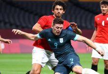 صورة مصر تسقط أمام الأرجنتين ضمن ثاني جولات منافسات كرة القدم بأولمبياد طوكيو -فيديو
