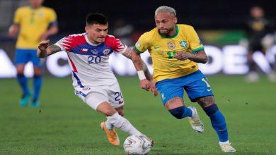 صورة البرازيل تتجاوز عقبة تشيلي وتضرب موعدا مع بيرو في نصف نهائي كوبا أمريكا -فيديو