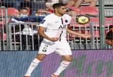 صورة بالفيديو.. حكيمي يسجل أول هدف بقميص سان جيرمان ويقوده للانتصار على أورليانز