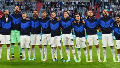 """صورة بعد العبور لنصف نهائي """"اليورو"""".. ضربة موجعة لإيطاليا قبل مواجهة إسبانيا"""