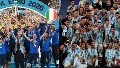 """صورة مفاجأة.. توجه لإقامة مباراة بين بطلي """"اليورو"""" و""""الكوبا أمريكا"""""""
