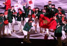 """صورة الوفد المغربي يدخل غمار """"أولمبياد طوكيو"""" -صور"""