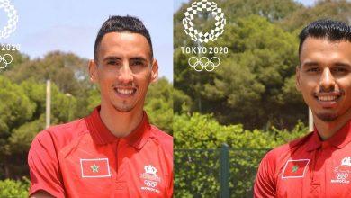 صورة أولمبياد طوكيو.. عداءان مغربيان يبلغان نصف نهائي سباق 800 متر
