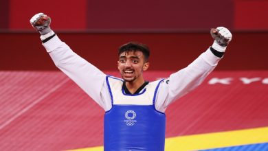 """صورة المشاركة العربية في """"أولمبياد طوكيو"""" تحصد أول ميدالية"""
