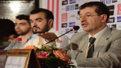 صورة أبرون يكشف موقفه من العودة لرئاسة المغرب التطواني