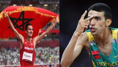 صورة هل يكرر البقالي إنجاز الكروج في أولمبياد آثينا ؟