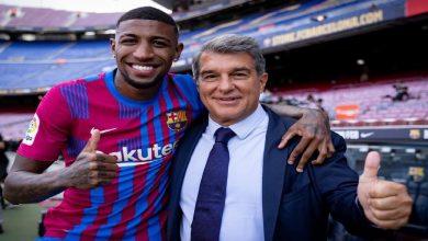 صورة برشلونة يقدم صفقته الجديدة