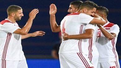 صورة نجم مغربي يتوج بلقب كأس السوبر البرتغالي -فيديو