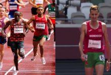 صورة حصيلة المشاركة المغربية في اليوم الثاني عشر من أولمبياد طوكيو