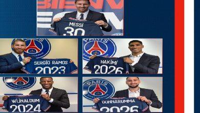 صورة ميسي الأعلى أجرا.. الكشف عن رواتب لاعبي باريس سان جيرمان
