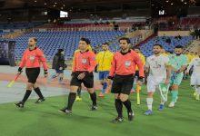 صورة الكشف عن طاقم تحكيم مباراة الرجاء واتحاد جدة السعودي في نهائي كأس محمد السادس