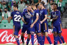 صورة ريال مدريد بدون 6 نجوم أمام فالنسيا
