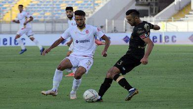 صورة التشكيلة الأساسية للوداد الرياضي أمام المغرب التطواني