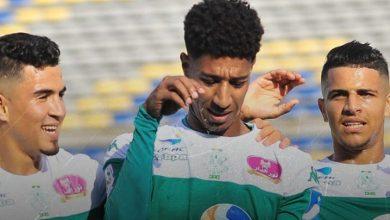صورة أحداد يدشن عودته للرجاء ويمنحه التقدم أمام أولمبيك خريبكة -فيديو