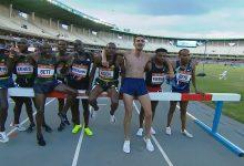 صورة البقالي يتفوق على الكينيين ويفوز بسباق 3000 متر موانع في ملتقى كيب كينو بنيروبي