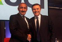 صورة انتخاب محمد بلماحي عضوا في المكتب التنفيذي للاتحاد الدولي للدراجات