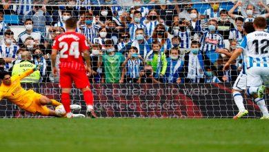 صورة بونو يمنح نقطة التعادل لإشبيلية أمام ريال سوسيداد -فيديو