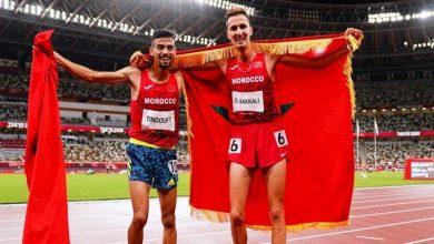 صورة بمشاركة البقالي وتيندوفت.. موعد نهائي الـ3000 متر موانع بملتقى زيورخ