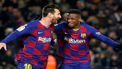 """صورة """"سبورت"""" تكشف تفاصيل """"مثيرة"""" حول إمكانية بقاء ميسي مع برشلونة"""