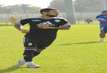 صورة عودة لاعب مختفي منذ 3 سنوات في مباراة الجيش والشباب السالمي