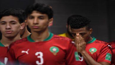 """صورة الشكر والثناء.. ردود فعل المغاربة على مشوار المنتخب الوطني لكرة الصالات في """"المونديال"""""""
