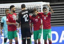 صورة ملخص مباراة المغرب وتايلاند في كأس العالم لكرة الصالات