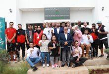 صورة مؤسسة محمد السادس للأبطال الرياضيين تحتفي بأبطال الألعاب البارالمبية