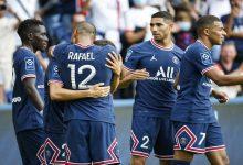صورة تشكيلة باريس سان جيرمان الأساسية أمام مونبولييه