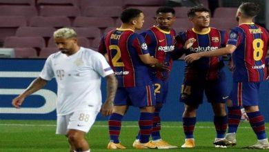 صورة رسميا.. برشلونة يعلن انتقال نجمه صوب بشكتاش التركي