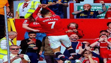صورة في أول مباراة بعد عودته.. رونالدو يساهم في انتصار يونايتد على نيوكاسل برباعية -فيديو