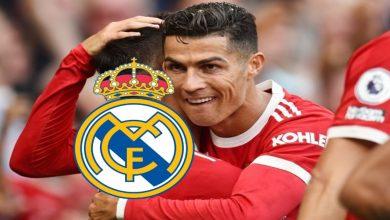 صورة مجاورا رونالدو.. نجم ريال مدريد السابق مرشح للانضمام إلى مانشستر يونايتد