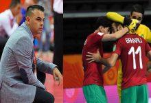 """صورة مونديال """"الفوتسال"""".. مدرب فينزويلا يحدد العامل الذي يطمع في تحققه أمام المغرب"""