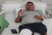 صورة بعد خضوعه لعملية جراحية.. لاعب الرجاء السابق يوجه رسالة لمسؤولي مؤسسة محمد السادس للأبطال الرياضيين -فيديو